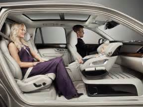 Volvo Booster Seat Volvo Reveals Rear Facing Car Seat Business Insider