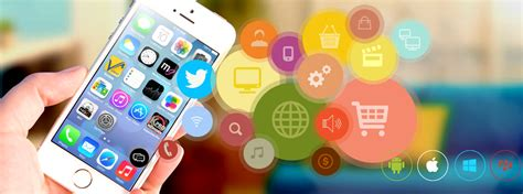 mobile apps mobile and web development