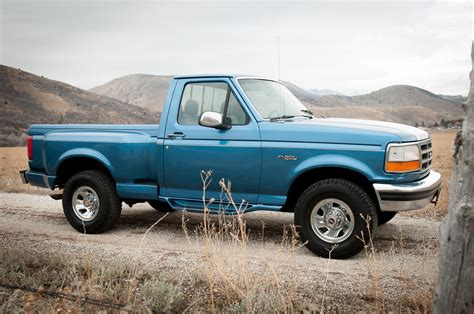 1994 ford f150 flareside 4x4 for sale autos post