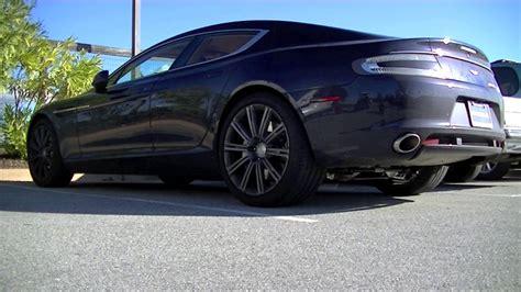 Aston Martin Quattroporte by Aston Martin Rapide And Maserati Quattroporte