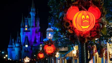 mickey's not so scary halloween party | walt disney world