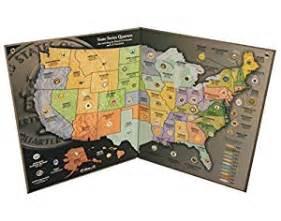 us quarter map books state quarter map us state quarter