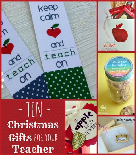 christmas gifts for teachers from principal diy gift ideas for teachers cheap is the new