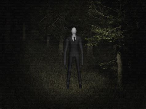 slender mod online game slender hunts windows game mod db