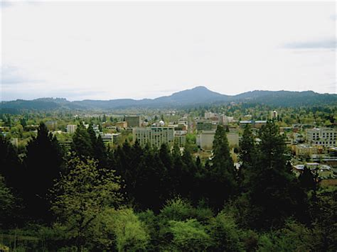 Where Do Mba Stuents Live In Eugene Oregon by Human Resources Programs And In Eugene Oregon