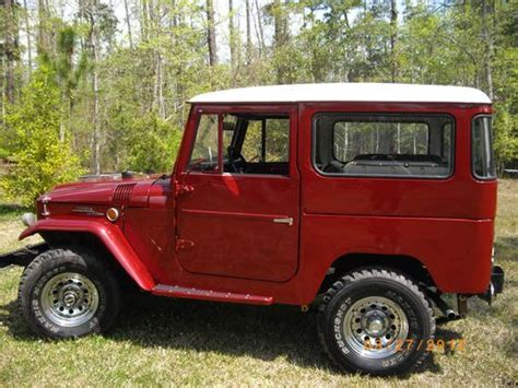 1968 Toyota Land Cruiser Sell Used 1968 Toyota Land Cruiser Base 3 9l In Bay