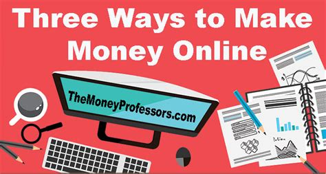 Reputable Ways To Make Money Online - how to make money online 75 legit ways to earn money at autos post