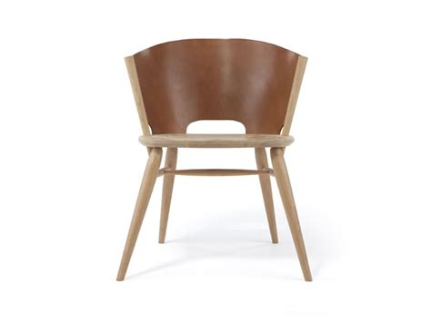 Hide A Bed Chair Hamylin Chair La Chaise De Cuir Par Gareth Neal