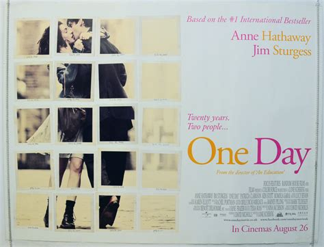 one day british film one day original cinema movie poster from pastposters