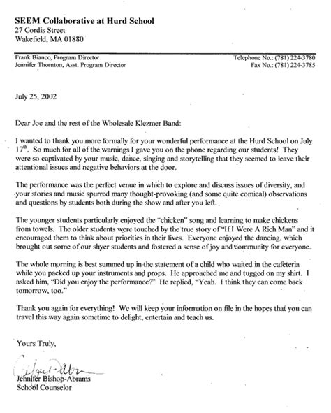 Recommendation Letter For Student Summer Program Firmtacami Letters Of Recommendation For Students