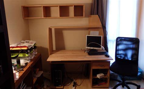 customiser un bureau standard le du bois