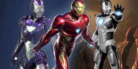 avengers iron man armor rumored