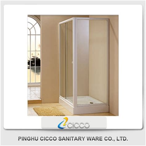 standing shower glass door sale quality free standing glass shower door