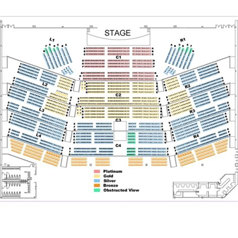 soaring eagle outdoor concert seating george tickets on sat 10 22 2011 8 00pm charged fm