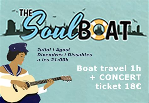 the soul boat boat tours barcelona las golondrinas