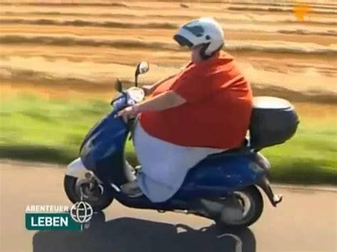 decke klauen dicke frau f 228 hrt motorroller wmv