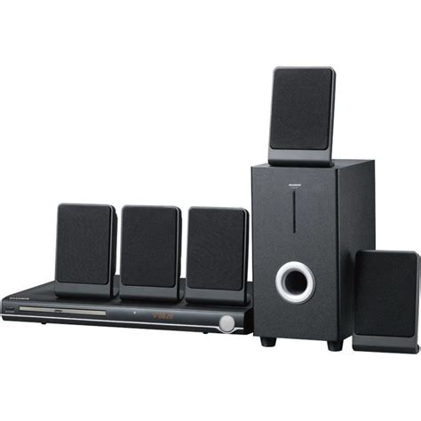 sylvania 5 1 channel dvd home theater system stuff to