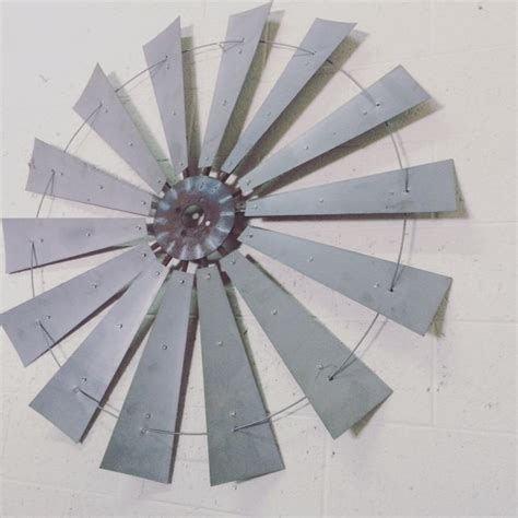 windmill wall decor large metal farmhouse windmill wall decor 47 inch diameter