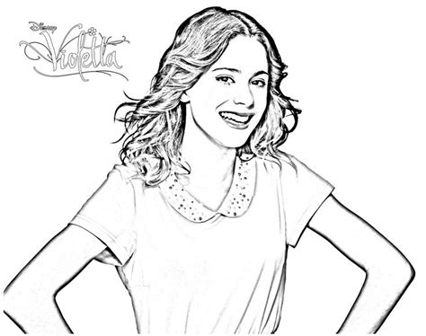 printable coloring pages violetta 1000 images about violetta coloring pages on pinterest