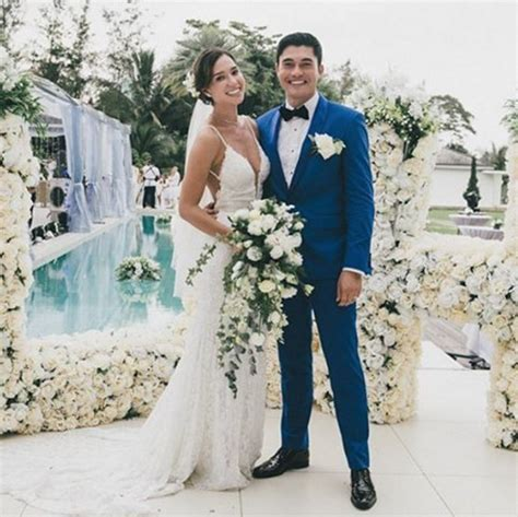 liv lo skincare henry golding liv lo tie the knot in elegant ceremony in