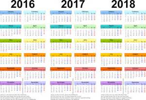 Mauritius Calendario 2018 2016 2017 2018 Calendar Word And Excel