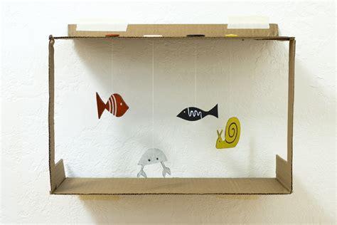 Teh Kotak Per Kardus как сделать аквариум в домашних условиях поделки для детей
