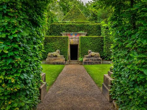 Abbey Decor Step Inside 12 Of England S Most Beautiful Gardens