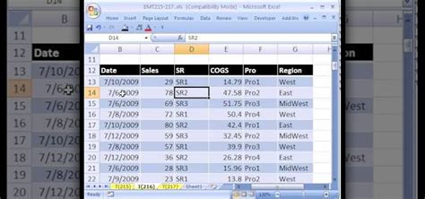 4 Variable Table by How To Create An Excel Pivot Table With 4 Variable