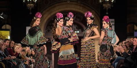 imagenes we love flamenco 2016 we love flamenco 2016 raquel ter 225 n moda flamenca