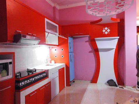 Stiker Kulkas 2 Pintu Dan Kompor trend kitchen set desain 2015 2016 custom furniture