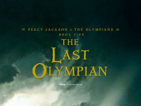 Percy Jackson And The Olympians 5 The Last Olympian Rick Riordan percy jackson and the olympians images the last olympian hd wallpaper and background photos