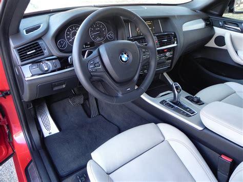 Bmw X4 Interior Photos by 2015 Bmw X4 Interior Review Aaron On Autos