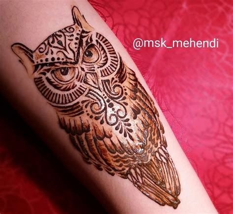 owl henna tattoo 329 best images about mehandi on henna