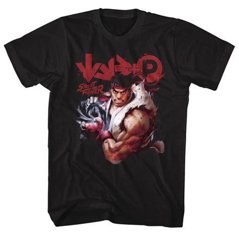 Fighter Shirt fighter shirt ryu black t shirt fighter shirts