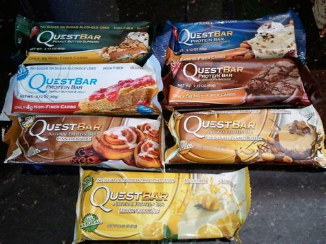 Top Protien Bars by Quest Bar The Best Protein Bar On Earth Lean It Up