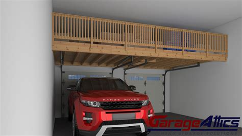 Garage Shelf Design garage shelf designs garage storage ideas custom overhead