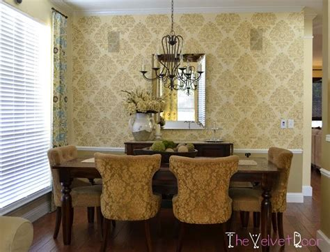 192 best images about damask wall stencils decor on