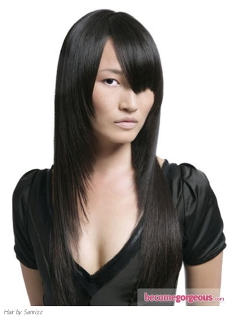 Asian Hair Type by Asian Hair Style