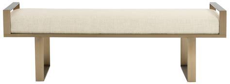 bench profile metal bench bernhardt