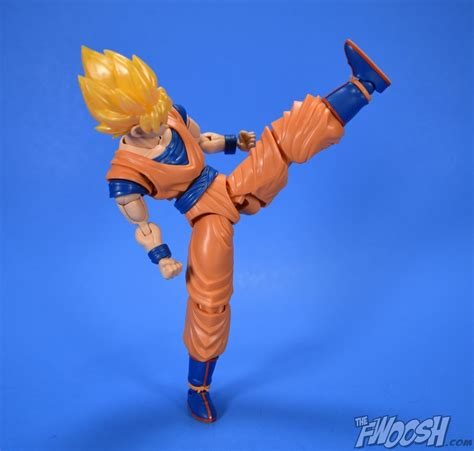 bandai figure rise standard dragon ball super saiyan son