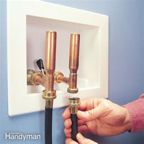 Cure All Plumbing by Stop Banging Water Pipes Family Handyman