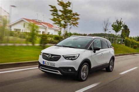 opel crossland x 1 6 diesel reviews complete car