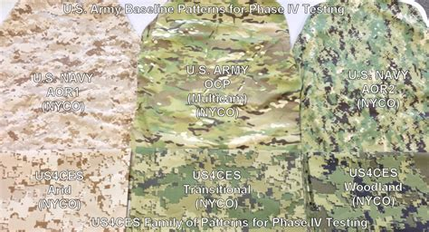 army new pattern united states army next generation camouflage pattern