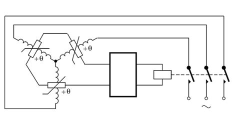 motor winding thermistor wiring diagram efcaviation