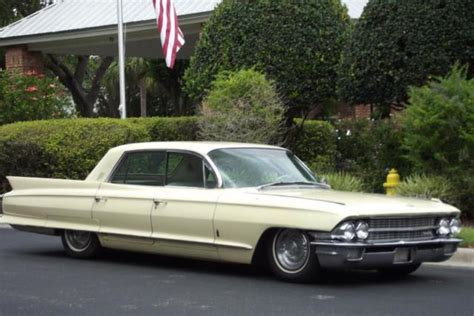 1962 Cadillac Limo by 1962 Cadillac Fleetwood Sixty Special Quot Excellent Quot Estate