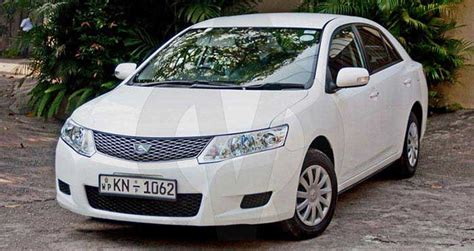 Wedding Car In Sri Lanka by Rent A Car Colombo Premium Cars For Hire Sl Malkey