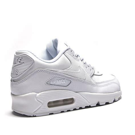 nike air max 90 junior white