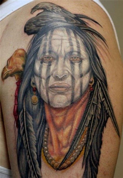 eagle tattoo native american native american tattoos pictures page 5