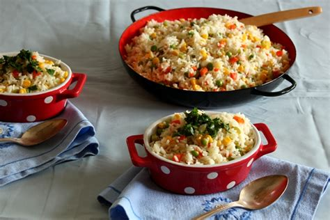 Summer Rice Shower cold rice salad and baby shower for shelley ilke s kitchen