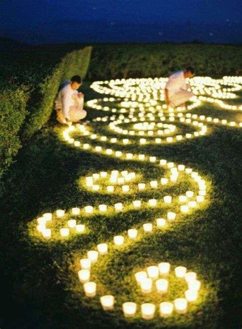 decorazioni candele decorazioni per il matrimonio con le candele foto